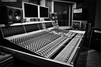Computerized Music Console