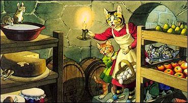 Mice in the Cellar