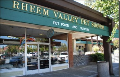 Rheem Valley Pet Shoppe